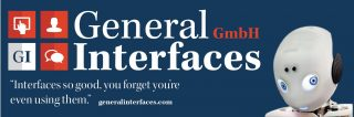 Logo of General Interfaces GmbH