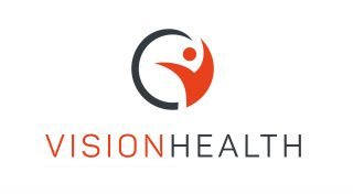 Logo of VisionHealth GmbH