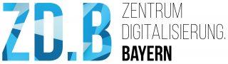 Logo of Zentrum Digitalisierung.Bayern (Geschäftsstelle)