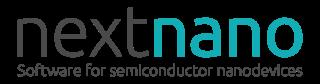 Logo of nextnano GmbH