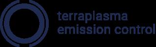 Logo of terraplasma emission control