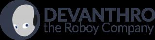 Logo of Devanthro GmbH – the Roboy Company